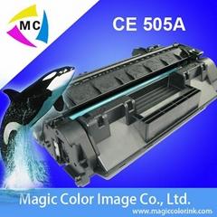 CE505A CE505X China Supplier Compatible Premium laser toner cartridge