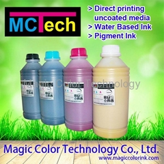 Water Based pigment ink for Epson Mimaki Mutoh Roland