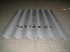 China fiber cement roofing