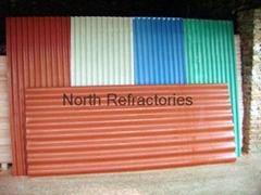 non-asbestos fiber cement roofing sheet manufacturer