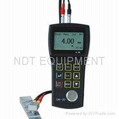 Thru-Paint Ultrasonic Thickness Gauge