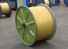 供应切割钢丝用电镀黄丝