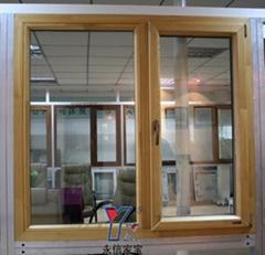 新型木铝复合型材