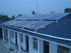 職工浴室太陽能熱水器安裝廠家