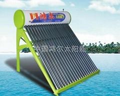 常州太陽能熱水器安裝生產廠家
