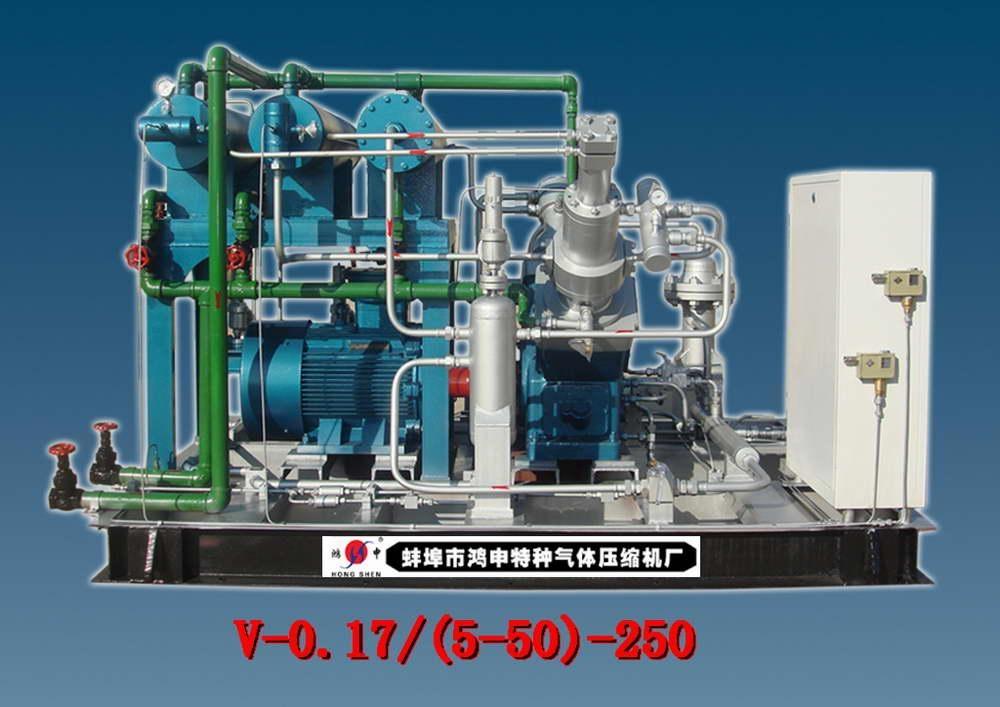 17/(5-50)-250天然气压缩机图片