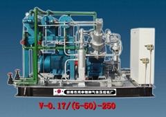 V-0.17/(5-50)-250天然氣壓縮機