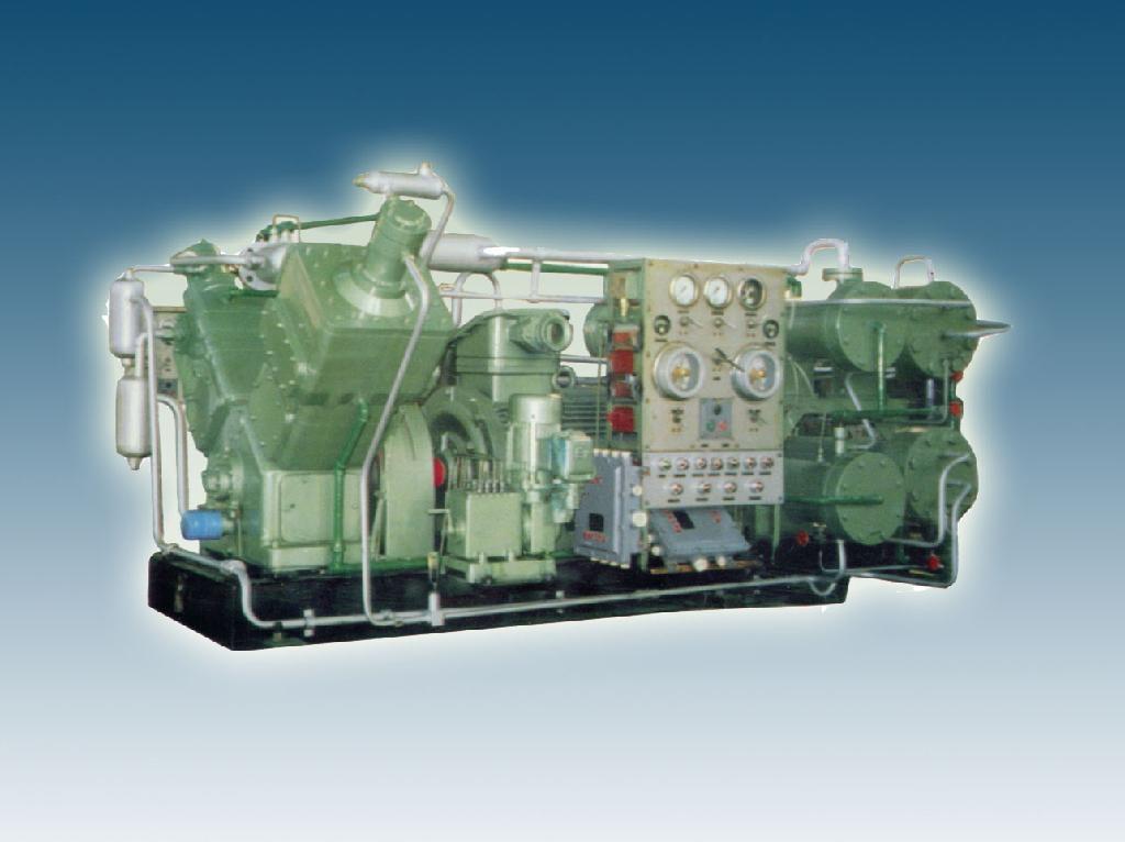 5/3-250天然气压缩机图片