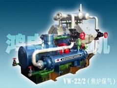 VW-22/3焦炉煤气压缩机