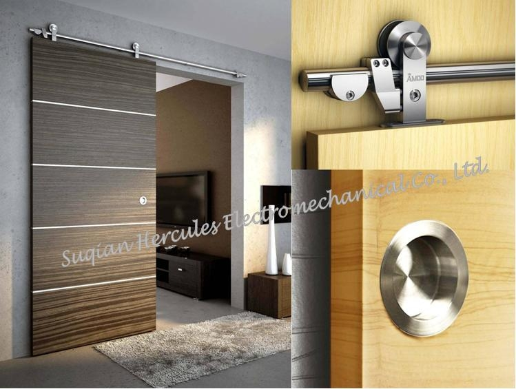 Stainless Steel Sliding Door System 749 x 565