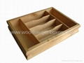 Wooden Tableware Trays, Wood Collecting