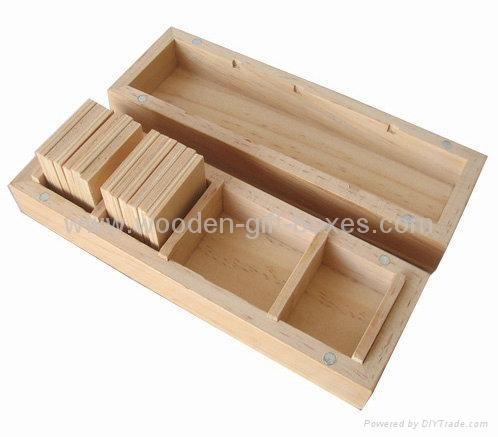 Toy Storage Boxes, Wooden Children Boxes 1