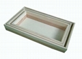 Wooden Collecting Trays, Storage Trays,