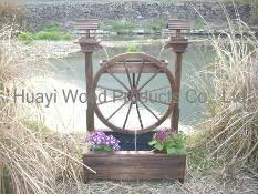 Water Fountains, Garden Wooden Fountains