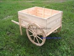 Garden Wagon Planters, P