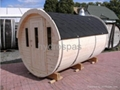 New Sauna House / Sauna Room