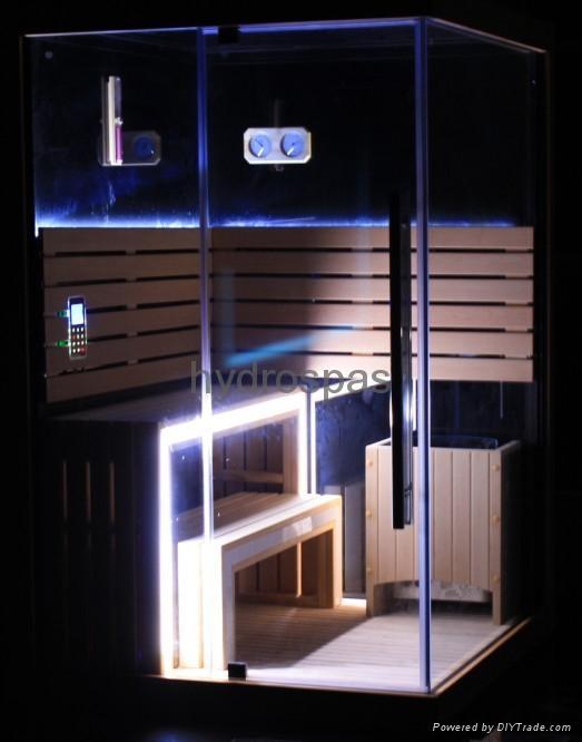 Multi-functional Sauna / Steam / Shower Combination 3