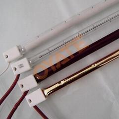 Infrared Halogen Quartz Heater Tube