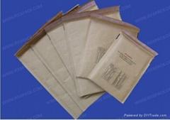 牛皮纸复合气泡袋(印刷LOGO)