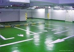 停車場地坪