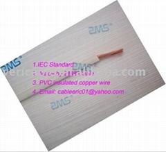 Copper electric wire