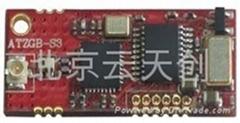 Zigbee无线中远距离数据传输模块ATZGB-S3