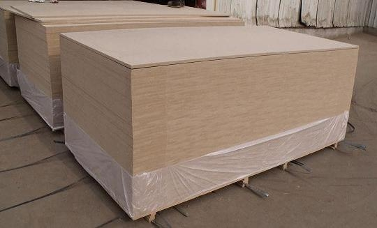 Plain raw mdf or hdf fiber board for furniture for Homemade mdf furniture