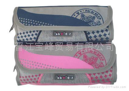 1680D实用学生文具袋 1