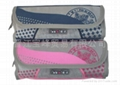 Zippered pencil pouch for stationery 1