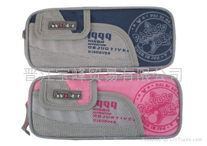 1680D实用学生文具袋 2