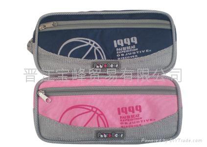 1680D实用学生文具袋 3