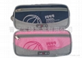 Zippered pencil pouch for stationery 3