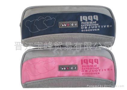 1680D实用学生文具袋 4