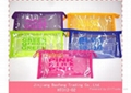 PVC pencil case for girls 3