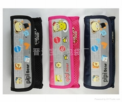 Nylon pencil case for children