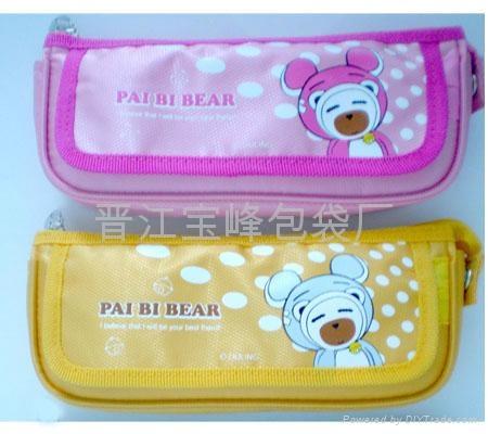 Cute children pencil pouch 4