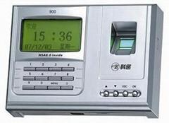 廣州直銷科密900指紋考勤機