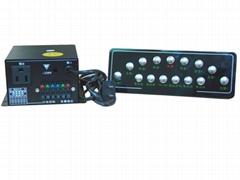 桑拿沙發控制系統