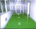 地下停車場地坪塗裝