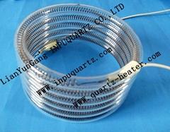 spiral quartz heater
