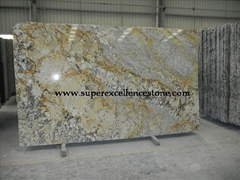 Zeus Gold Granite Slab Stone Slab