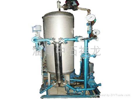 蒸汽式给水预热器 5