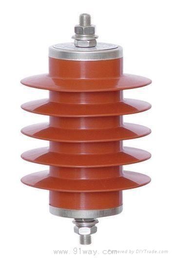 HY5WS-10/27(30)氧化锌避雷器 1