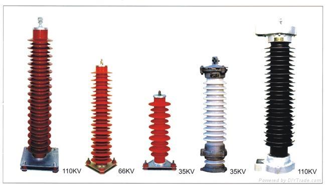 HY5WS-10/27(30)氧化锌避雷器 2