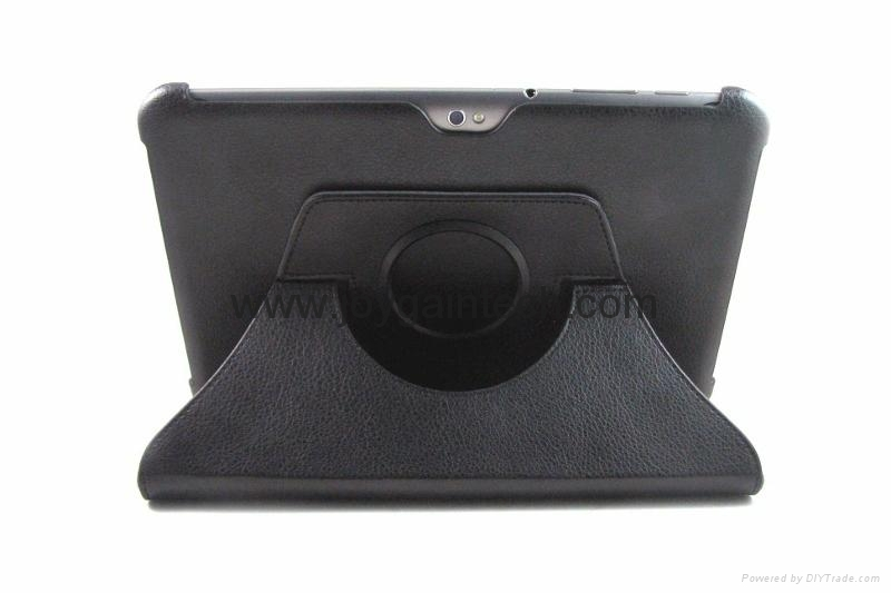 360 degree Rotary Samrt leather case for Amazon Kindle Fire