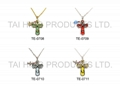 Cross Pendent Necklace
