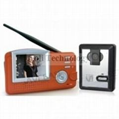 door phone wireless camera