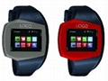GPS mobile phone watch with bluetooth 1