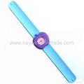 quartz silicone watch