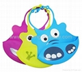 Nolvely Silicone Bibs For Baby